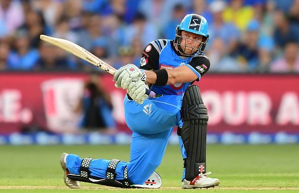 Colin Ingram adds a lot of firepower to the Capitals