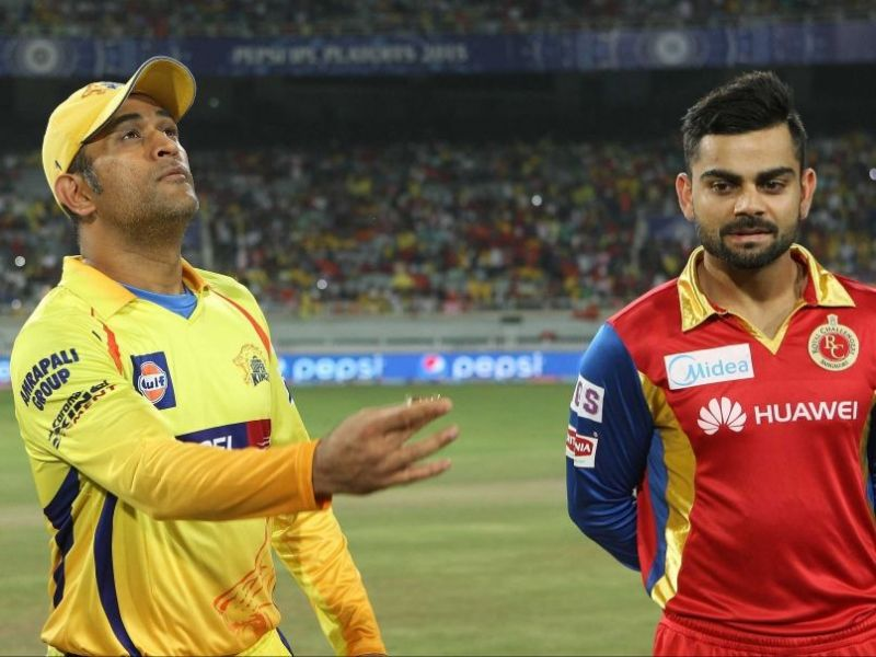 Dhoni Vs Kohli - An exciting match on the cards