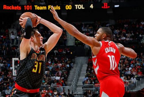Houston Rockets v Atlanta Hawks