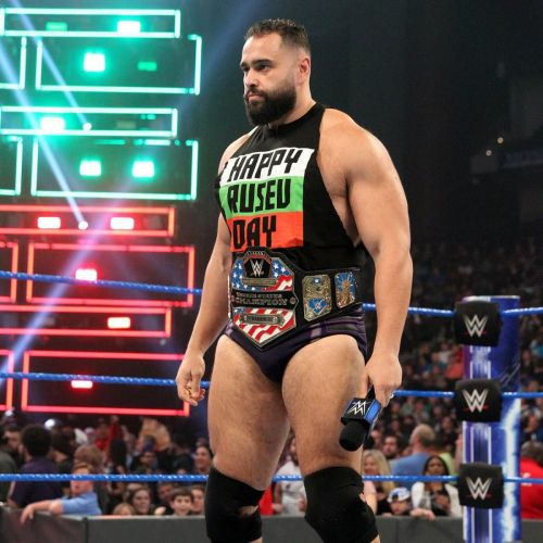 Rusev hasn't won a pay-per-view match since Roadblock 2016.