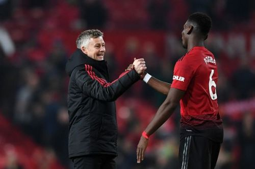 Paul Pogba has developed an excellent relationship with his new boss after a miserable start to the season
