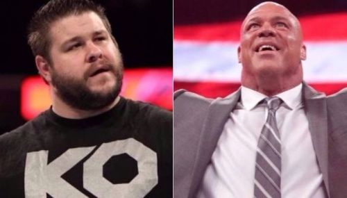 Owens will benefit from defeating Kurt Angle!