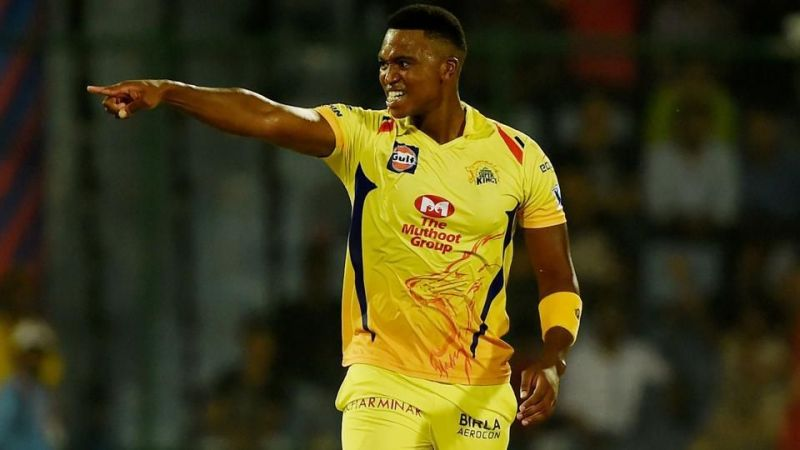 Ngidi picked up 11 wickets from seven games in IPL 2018