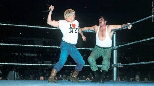 The first time WWE went extreme!