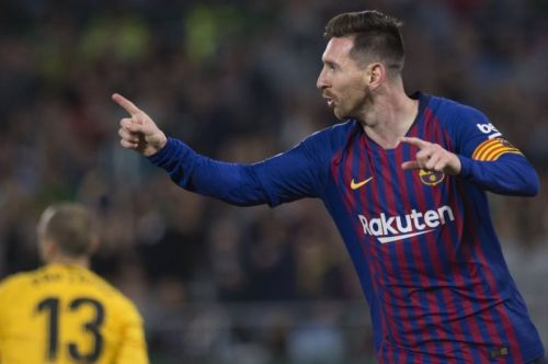 Messi is still carrying Barca almost single-handedly