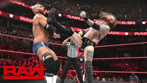 the revival could face aleister black and ricochet at wrestlemania 35