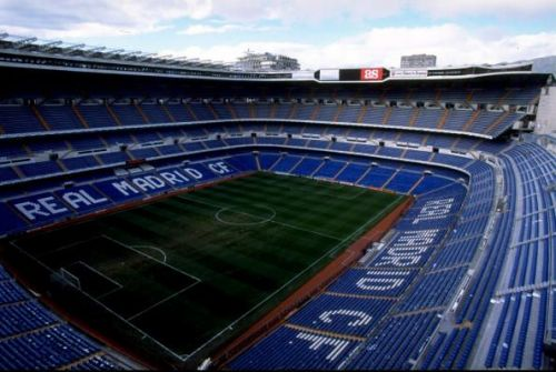 The Santiago Bernabeu is set to be refurbished - which could plunge Real into debt