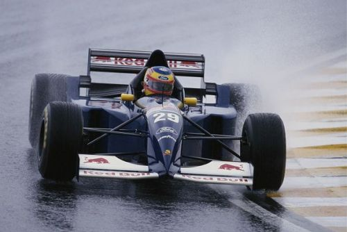 Most of Wendlinger's F1 success came at Sauber.