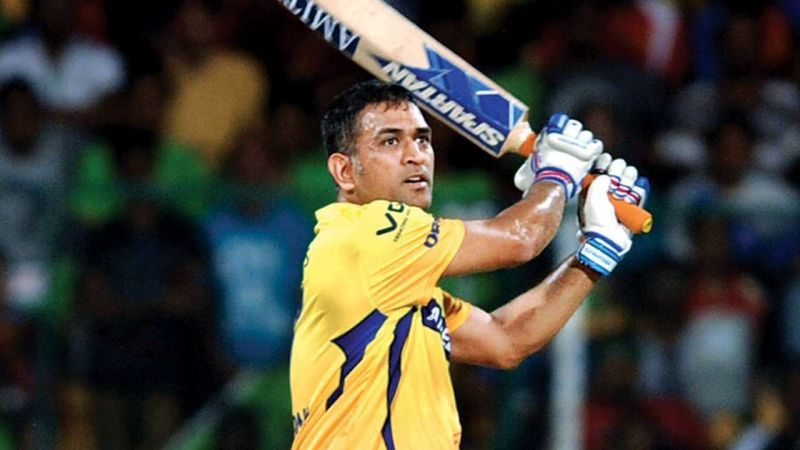 MS Dhoni holds the CSK bunch together