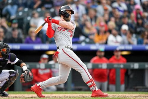 Bryce Harper signed a huge 13-year $330 million contract with the Phillies