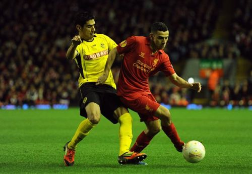 The Morrocan Messi - Oussama Assaidi (r)