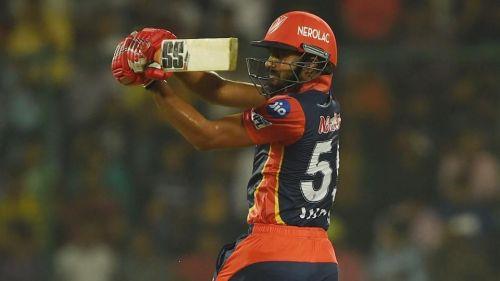 Vijay Shankar played for Delhi Daredevils in IPL 2018