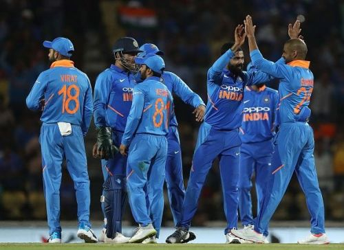 India have taken a 2-0 lead in the ongoing ODI series against Australia