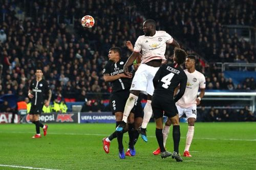 Manchester United missed Romelu Lukaku's physicality in the defeat to Wolves