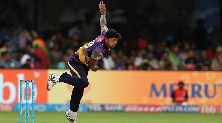 Umesh Yadav is the leading wicket-taker in DC vs KKR matches at Feroz Shah Kotla. Photo - BCCI/IPLT20