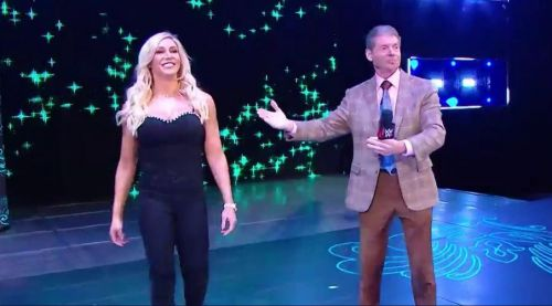Why is The Queen always so pushed by Vince McMahon?