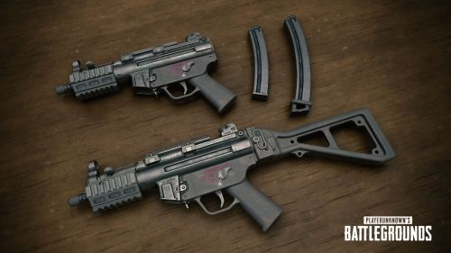 NEW WEAPON MP5K