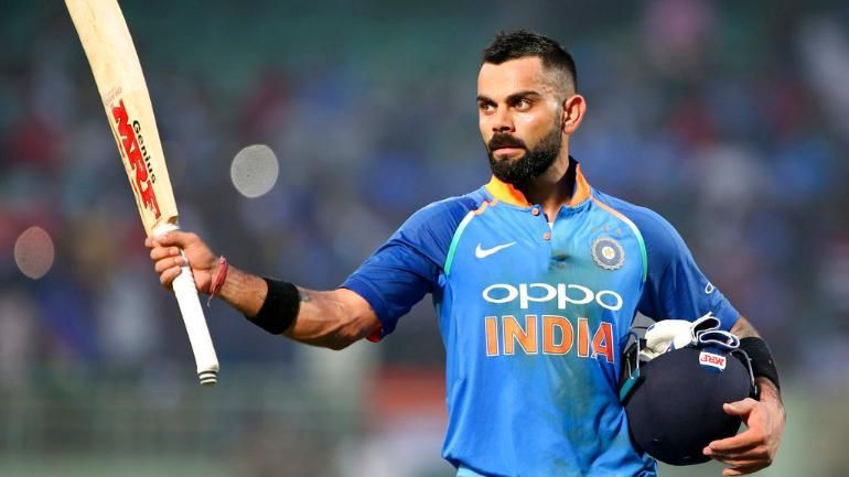 Virat Kohli continued his prime form against Australia with another 100