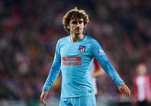 Manchester United are leading the race to sign Antoine Griezmann