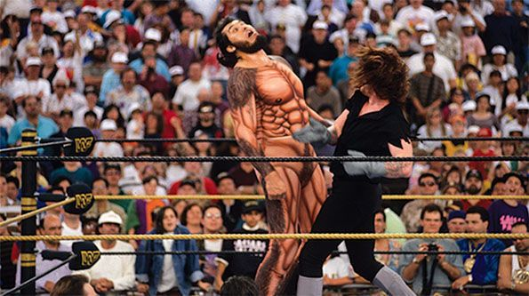 Giant Gonzalez vs Undertaker