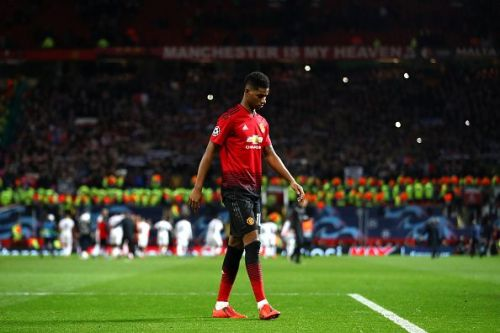 Marcus Rashford has been on song since the appointment of Solskjaer