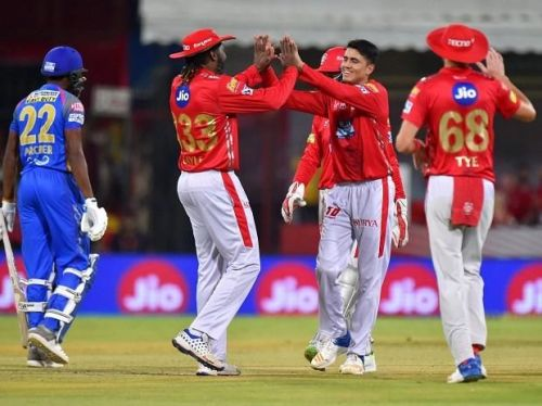 Kings XI Punjab would be hoping to register their first victory at the Sawai Mansingh Stadium