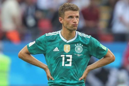 Muller's best days seem to be behind him