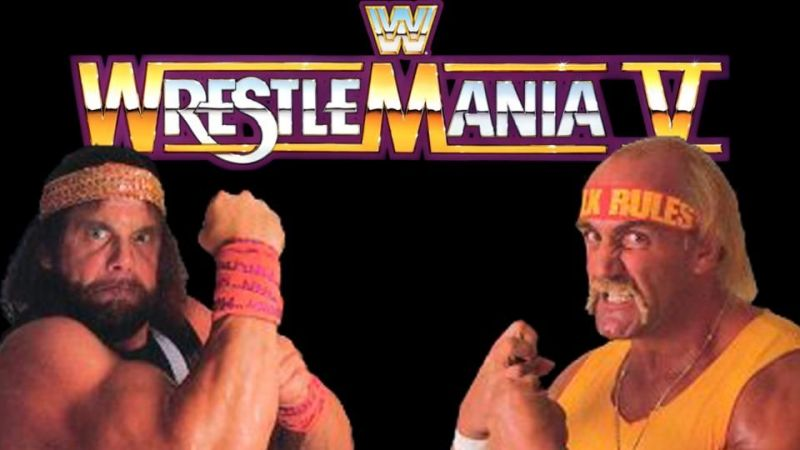 WrestleMania 5 saw a return to Atlantic City and the climax of a year-long storyline between Hulk Hogan and Randy Savage.