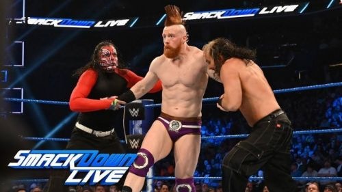 Hardy Boyz returned on Smackdown recently