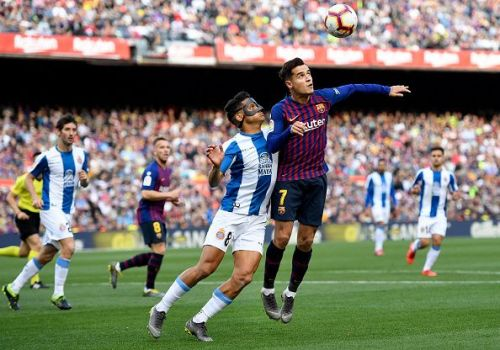 Coutinho was encouraging in flashes vs. Espanyol, performing defiantly despite suggestions he'll be off this summer