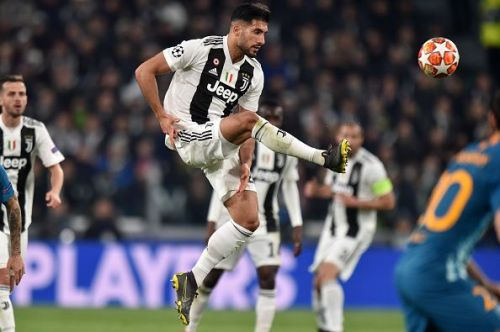 The Bianconeri know how to go all out to fight on the pitch