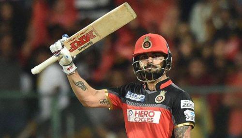 रॉयल चैलेंजर्स बैंगलोर के कप्तान विराट कोहली
