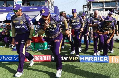 KKR started their campaign with a win against SRH (Image: FB/KKR)