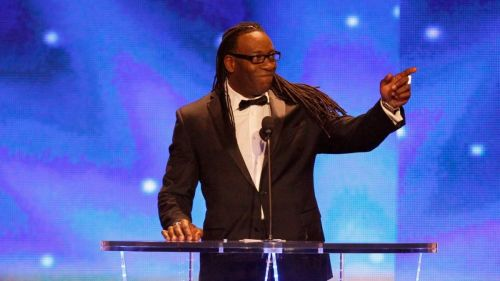 Booker T got into the Hall of Fame in 2013
