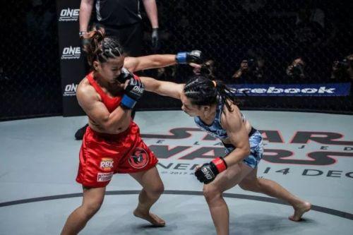Mei Yamaguchi in action