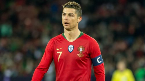 Ronaldo returned from an 8-month absence