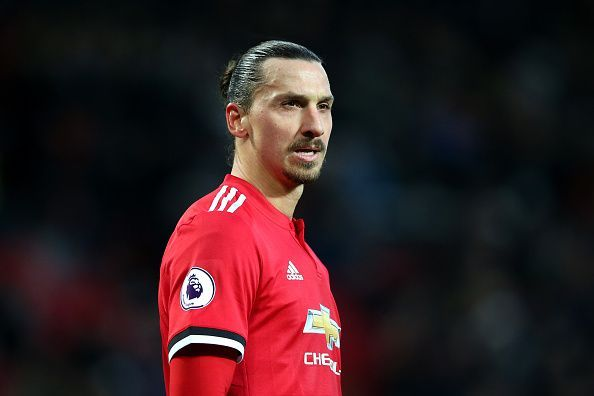 Manchester Ibrahimovic once played for United