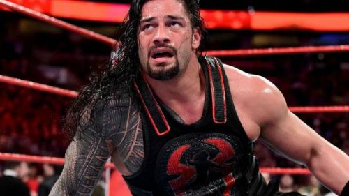 Roman Reigns looks like he's back as a full-time performer