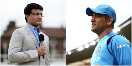 Ganguly feels age cannot be a factor in determining a cricketer's future
