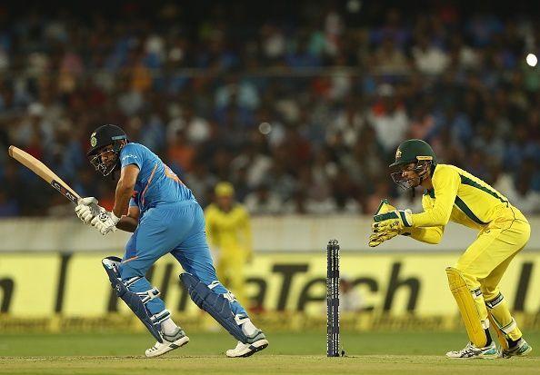 India v Australia - ODI Series: Game 1