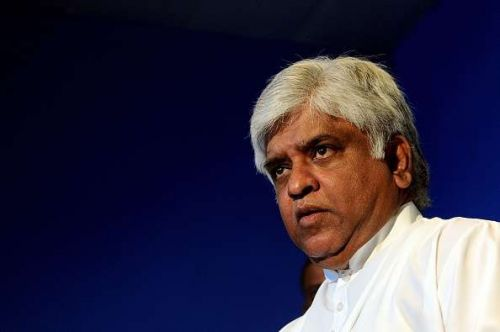 Arjuna Ranatunga led Sri Lanka to World Cup victory in 1996