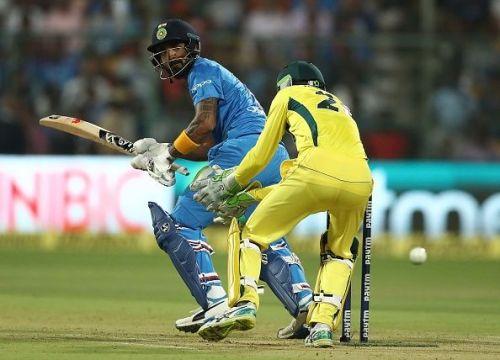India v Australia - T20I: Game 2