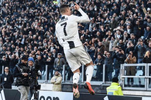 Cristiano Ronaldo put forth a great performance against Sampdoria