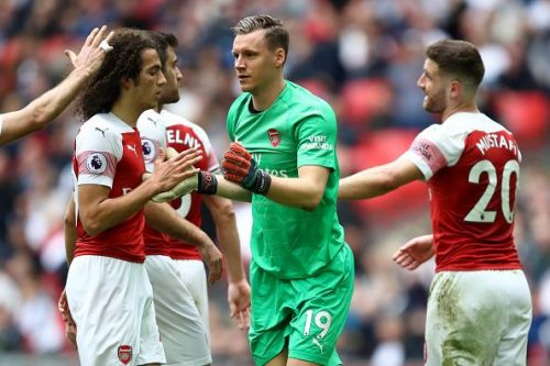 Tottenham Hotspur fought with Arsenal to end the match 1-1