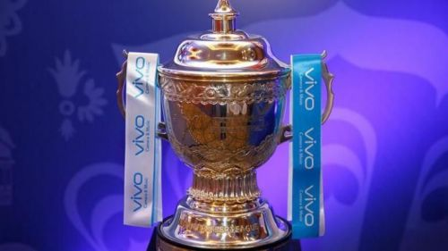 Image result for ipl trophy 2019