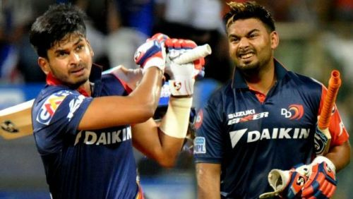 Rishabh Pant and Shreyas Iyer made their debut for India after playing well for Delhi Capitals