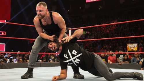 Dean Ambrose's Heel turn was handled horribly by WWE