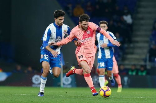 Barcelona and Espanyol clash on Saturday at the Camp Nou