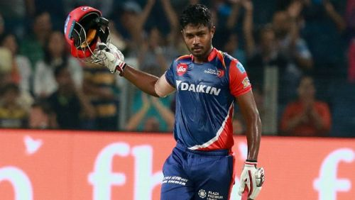 Sanju Samson produces first century of IPL 2019