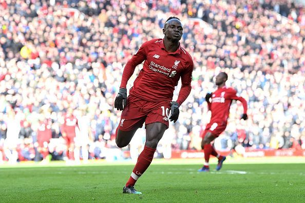 Mane displayed composure and ruthlessness in-front of goal - which is not always the case